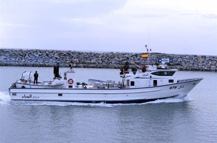 Fishing purse seine and tuna fishing el djazair ships for Purse seine fishing